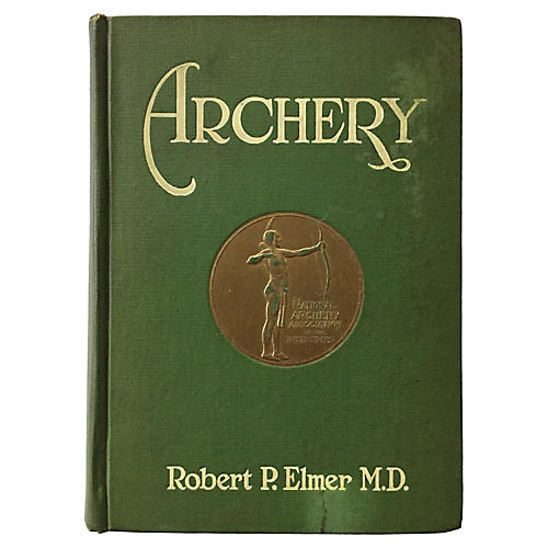 Archery: 1926 First Edition