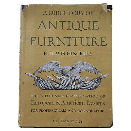 Directory of Antique Furniture, 1953