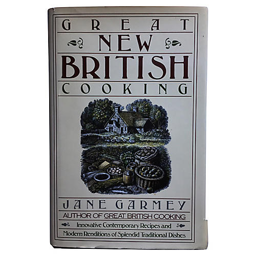 Great New British Cooking