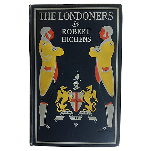 The Londoners, 1898 First Edition