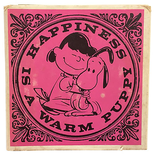 Happiness is a Warm Puppy, 1962