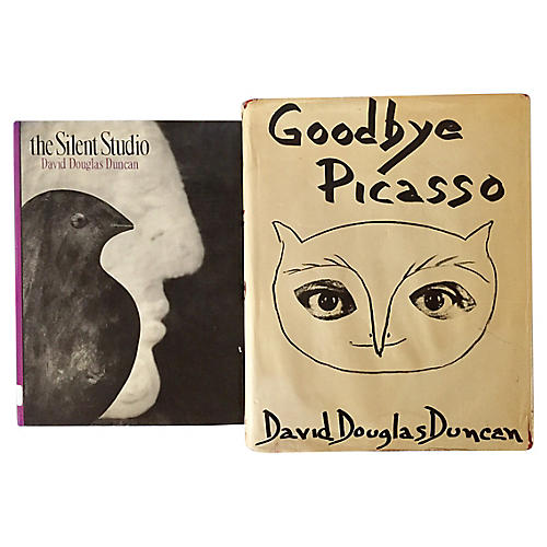 Picasso by David Douglas Duncan, S/2