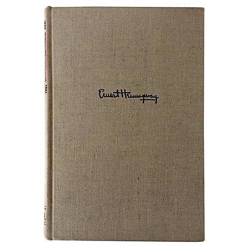 For Whom the Bell Tolls, First Edition