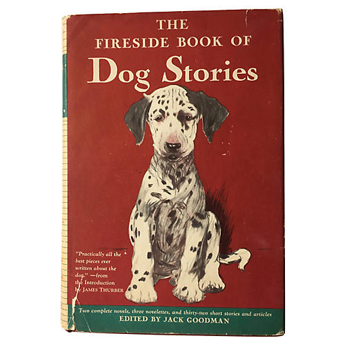 The Fireside Book of Dog Stories