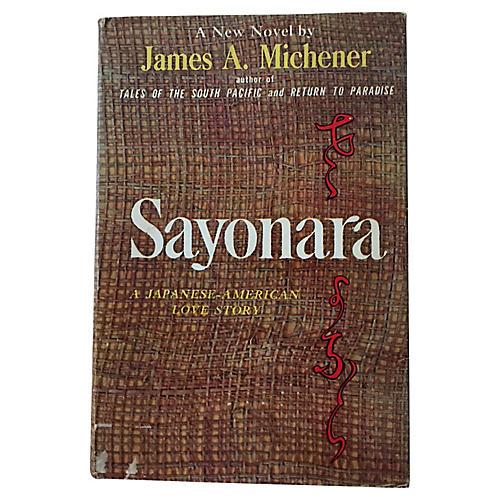 Sayonara, 1st Ed