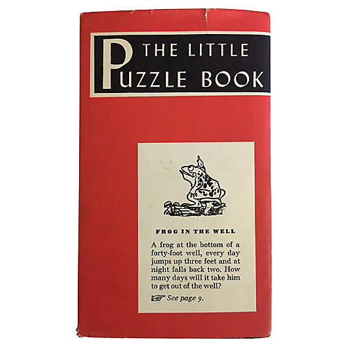 The Little Puzzle Book