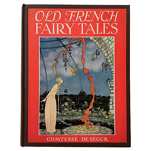 Old French Fairy Tales, 1920