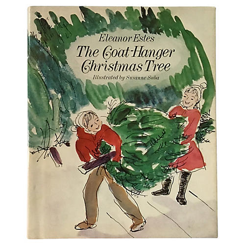 The Coat Hanger Christmas Tree, 1st Ed