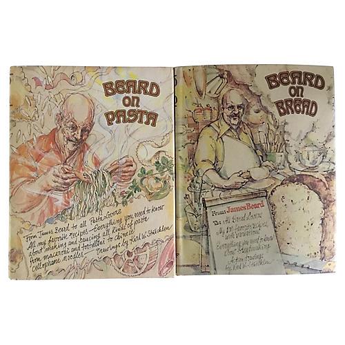 James Beard: Pasta & Bread