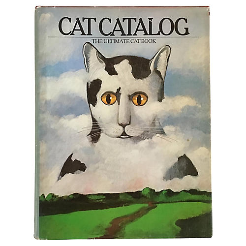 Cat Catalog, First Edition