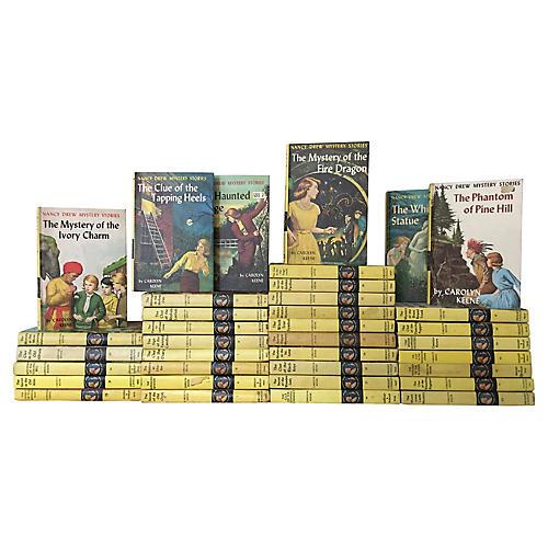 Nancy Drew Mysteries, S/36