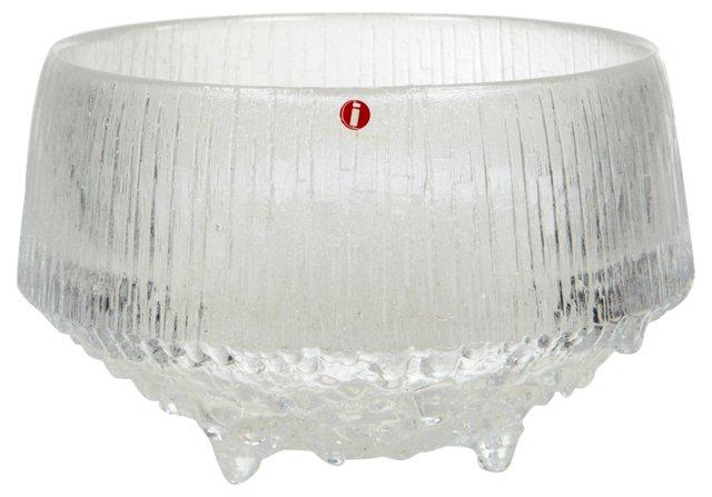 Iittala Finland Glass Bowl