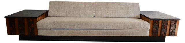 Sofa by Adrian Pearsall