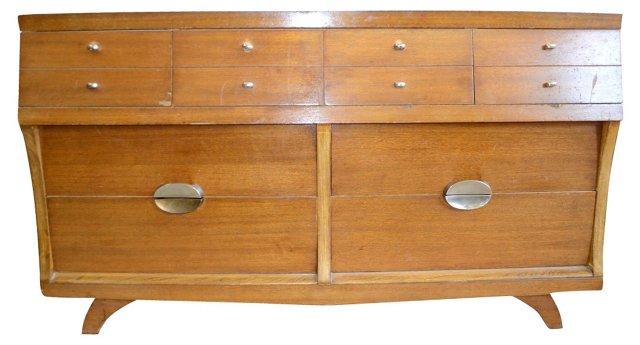 Midcentury Low Dresser