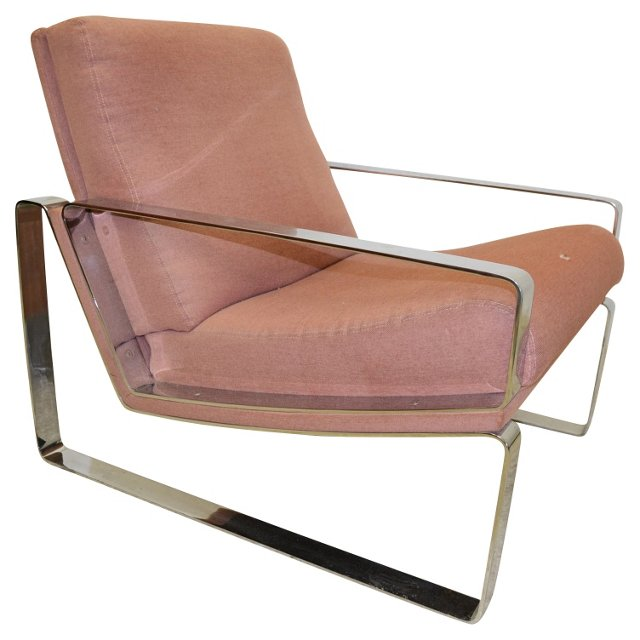 Lounge Chair by Milo Baughman