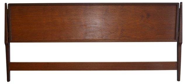 Danish Headboard by Selig, King-Size