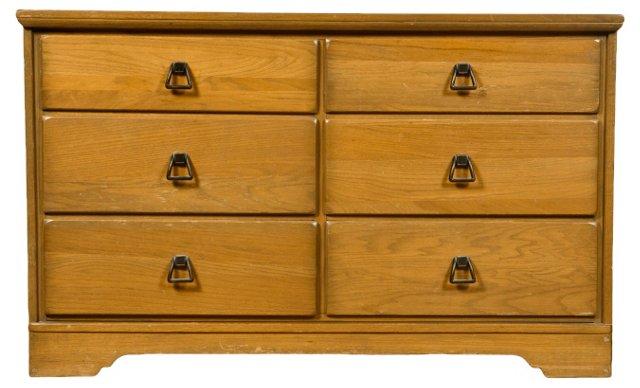 1960s Low Dresser