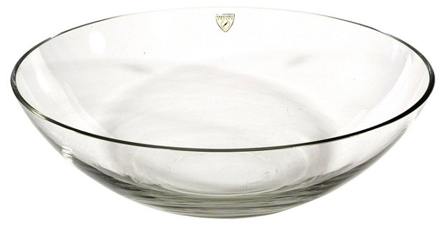Swedish Glass Bowl