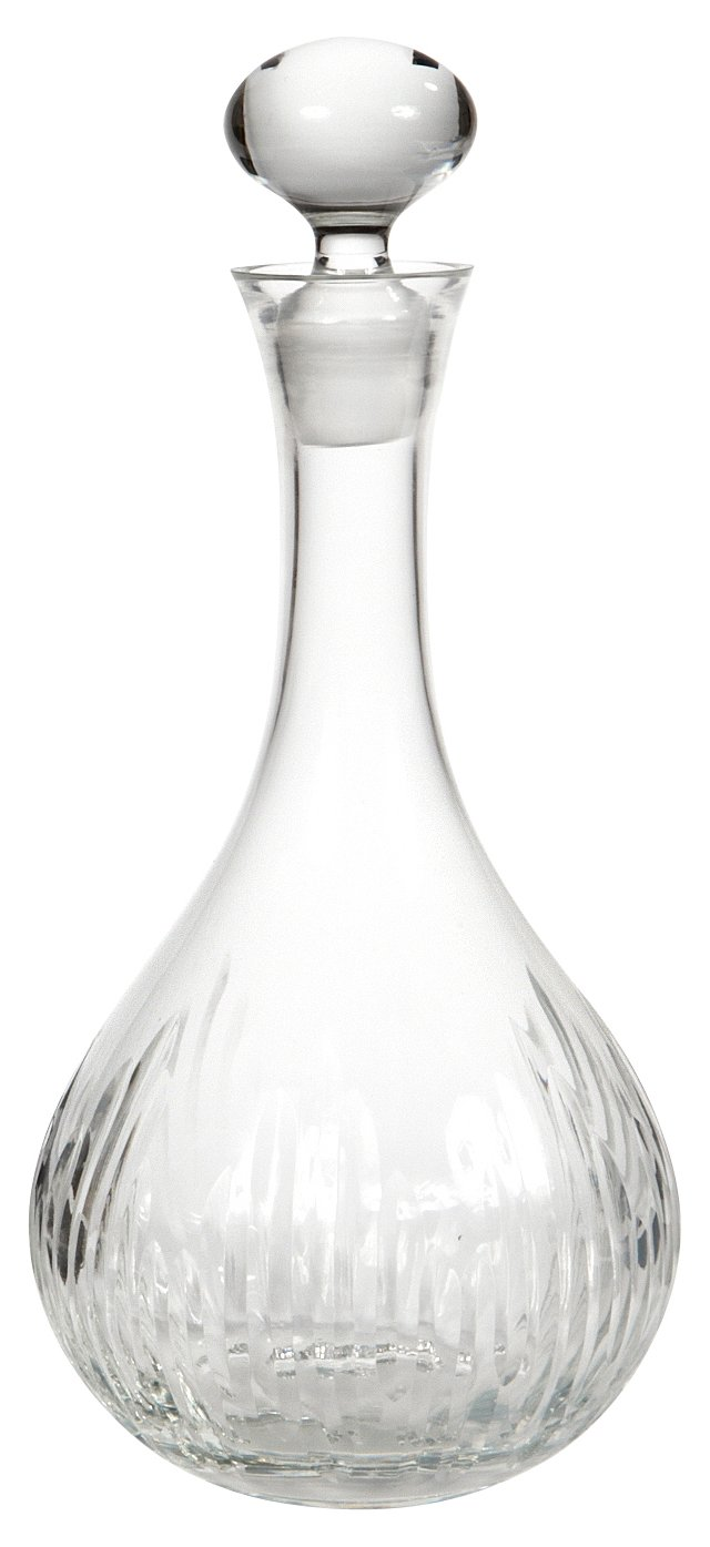 1960s  Glass Decanter