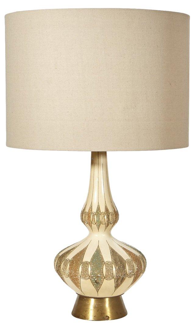 1960s Genie-Style Lamp