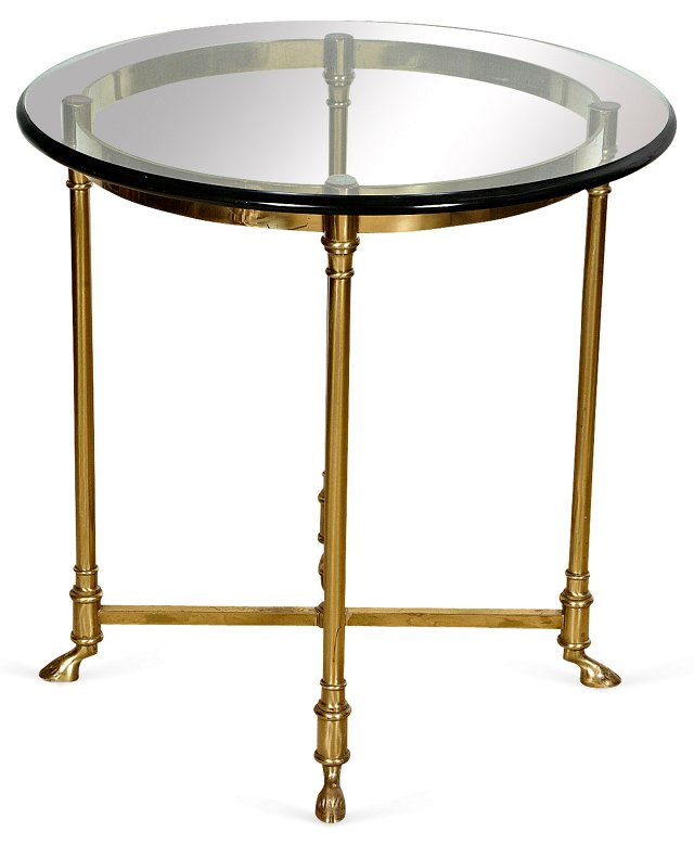 1960s LaBarge Round Table