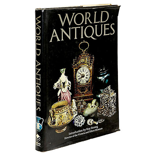 World Antiques by Roy Strong, 1978
