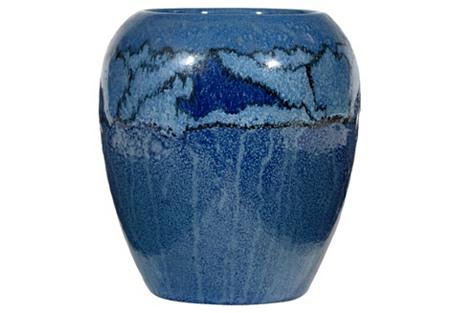1920s Saturday Evening Girls Vase
