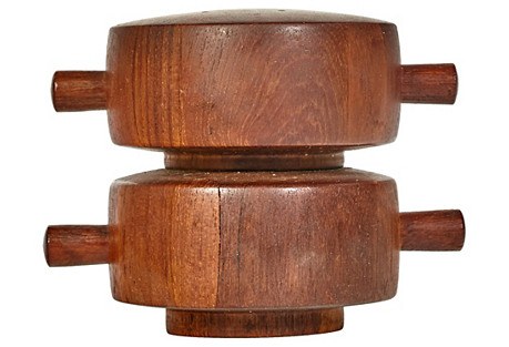 Jens Quistgaard Teak Salt/Pepper Mill