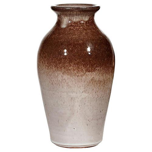 1950s Dansk Ceramic Vase