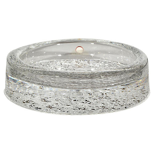 1960s Iittala Finland Round Ashtray