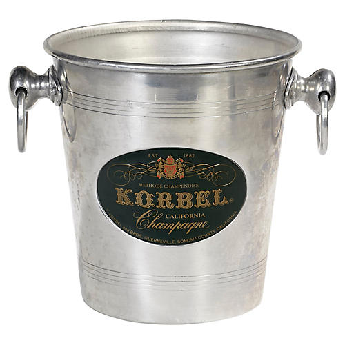 French Champagne Ice Bucket