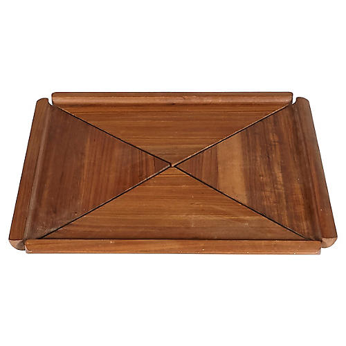 Dansk Jens Quistgaard Large Serving Tray