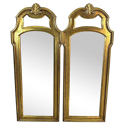 Hollywood Regency Style Drexel Mirror Pr