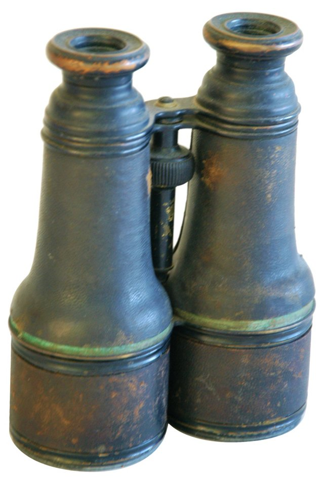 Antique French Field Glasses