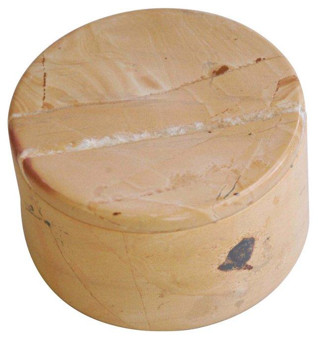 Sandstone Vanity Box