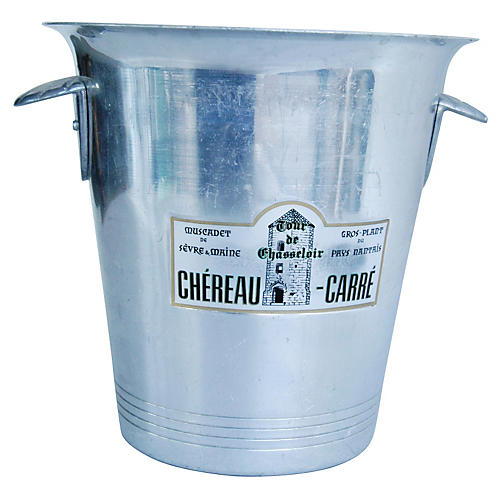 French Chereau-Carre Champange Bucket
