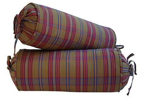 Ralph Lauren Adriana Bolster Pillows, Pr