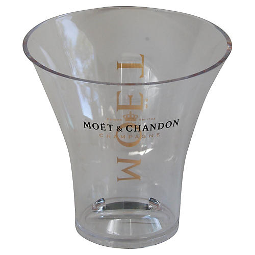 French Moët & Chandon Champagne Bucket