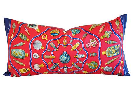 Hermès Pourvu Qu'On Ait L'ivresse Pillow