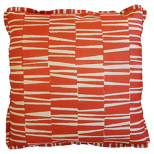 Galbraith & Paul Birch Tile Pillows, Pr