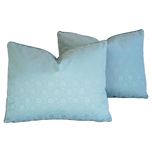 French Lelievre of Paris Pillows, Pair