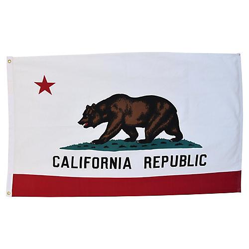 California Republic State Bear Flag