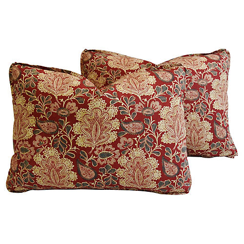 French Nicholas Herbert Pillows, Pr