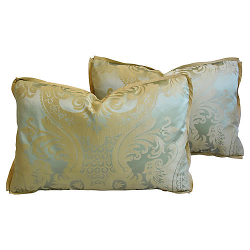 French Nobilis Palais Royal Pillows, Pr