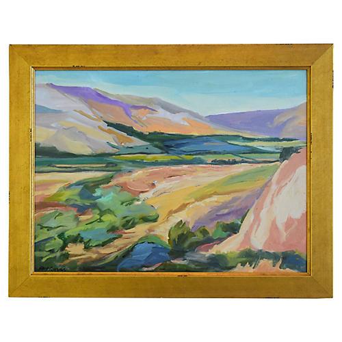 Ray Cuevas, Plein Air Landscape Painting