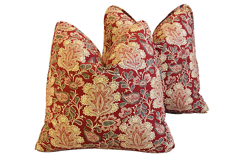 French Nicholas Herbert Pillows, Pr