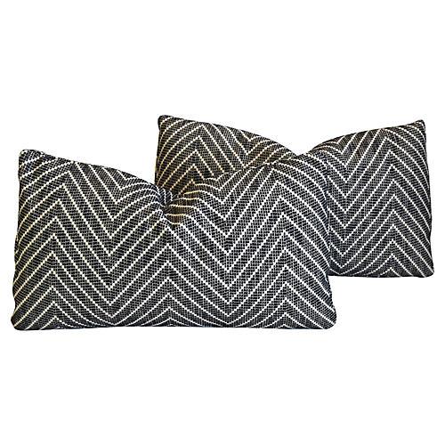 Alexander Girard Pillows, Pair