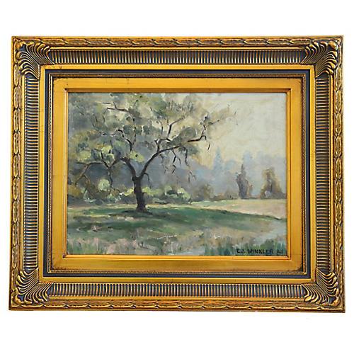 E.J. Winkler California Landscape