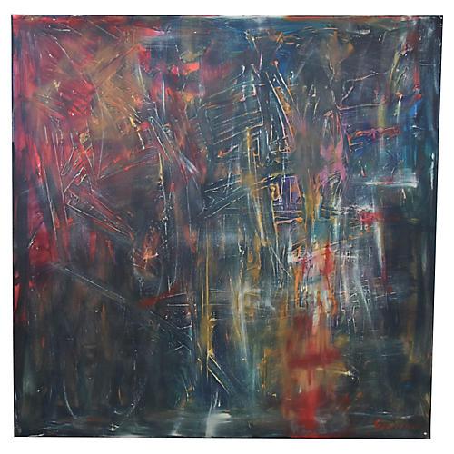 Juan Guzman Asi Abstract