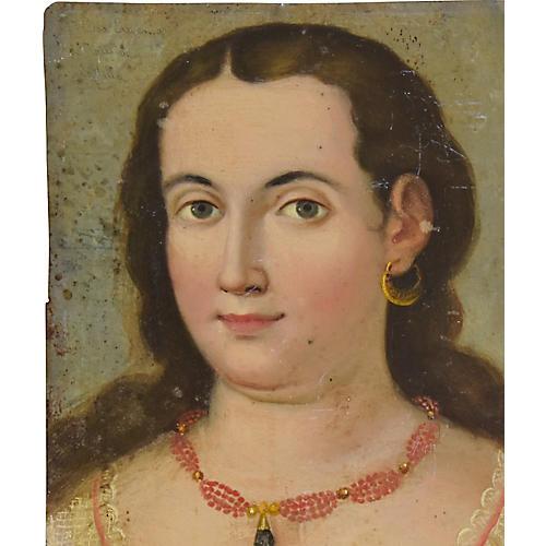 Condesa Eugenia de Luis de Castella